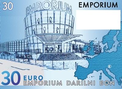 Darlini bon Emporium - 30 EUR