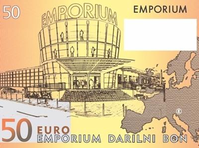 Darlini bon Emporium - 50 EUR